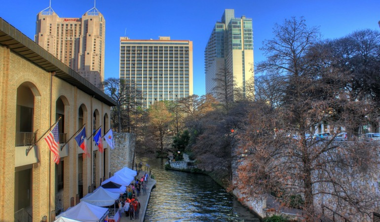 San Antonio #4 Capricorn Travel Destination