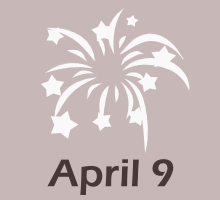April 9 Birthdays