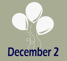 December 2 Birthdays