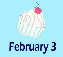 numerology of birth day and month 3 february