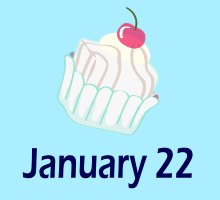 today 22 january horoscope birthday