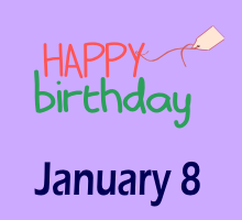 january 8 cancer birthday horoscope