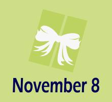 November 8 Birthdays