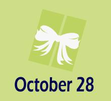 October 28 Birthdays