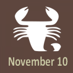 november 10 birthday astrology information