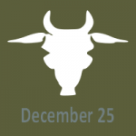 december 25 birthday horoscope profile