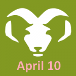 April 10 zodiac, Aries