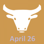 April 26 zodiac, Taurus