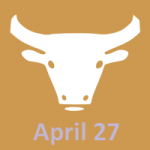April 27 zodiac, Taurus