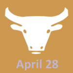 April 28 zodiac, Taurus