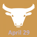 April 29 zodiac, Taurus