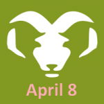 April 8 zodiac, Aries