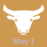 May 1 zodiac, Taurus