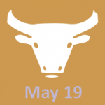 May 19 zodiac, Taurus
