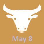 May 8 zodiac, Taurus