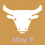 May 9 zodiac, Taurus