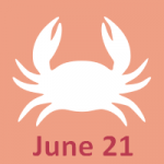 June 21 zodiac, Cancer