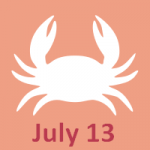 July 13 zodiac, Cancer
