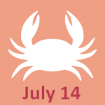 July 14 zodiac, Cancer