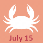 July 15 zodiac, Cancer