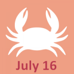 July 16 zodiac, Cancer