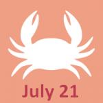 cancer horoscope for february 21