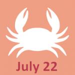 July 22 Zodiac - Full Horoscope Personality