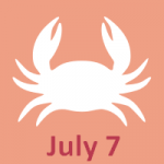 July 7 zodiac, Cancer
