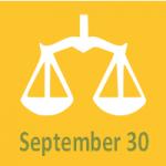 September 30 Birthday Horoscope
