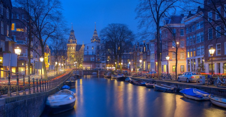 Amsterdam #3 Gemini Travel Destination
