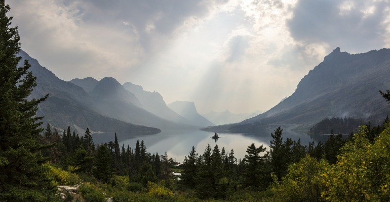 Glacier National Park #3 Aries Travel Destination