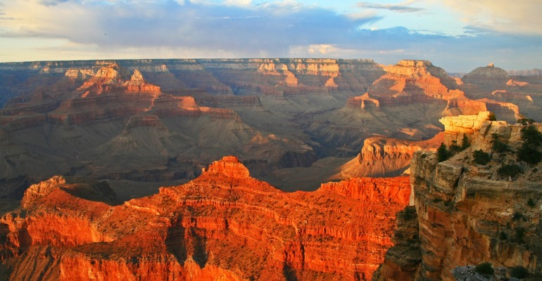 Grand Canyon #1 Sagittarius Travel Destination