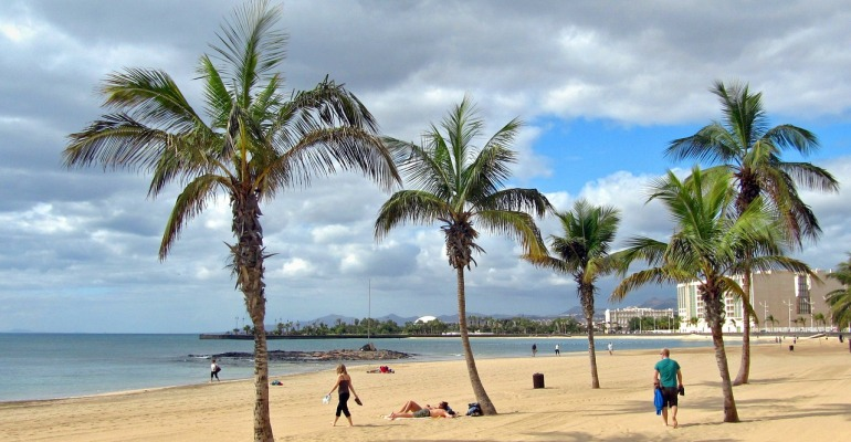 Lanzarote #2 Sagittarius Travel Destination
