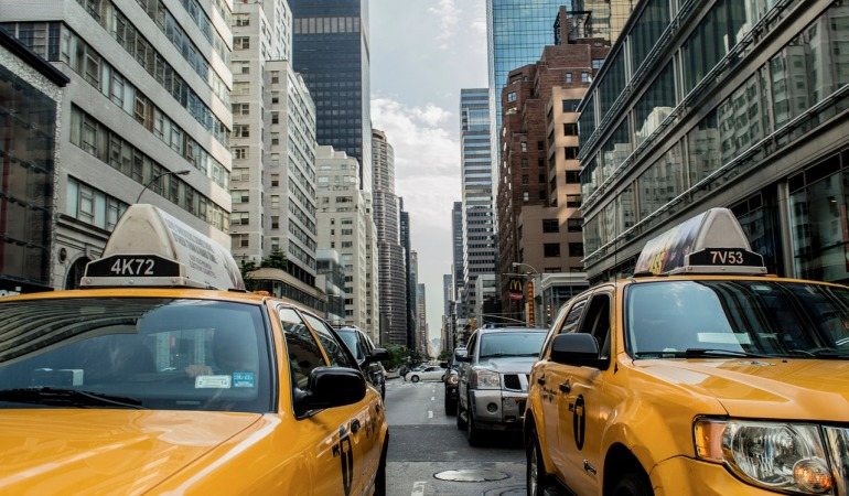 New York #3 Sagittarius Travel Destination