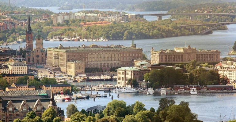 Stockholm #5 Sagittarius Travel Destination