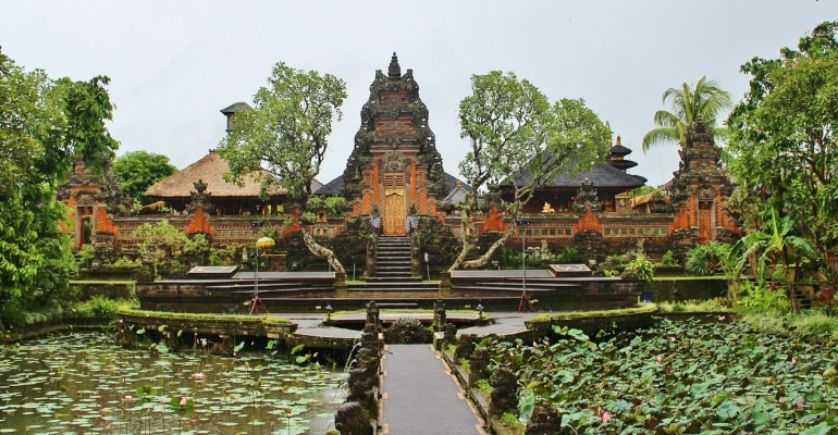 Ubud #3 Cancer Travel Destination