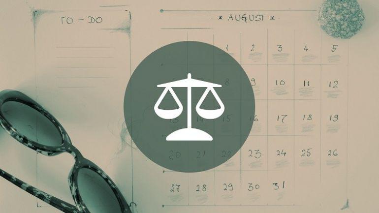 Libra August 2019 Monthly Horoscope