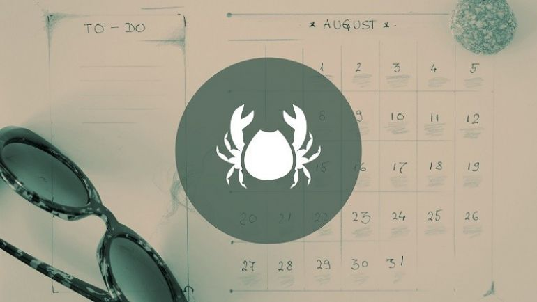 Cancer August 2019 Monthly Horoscope
