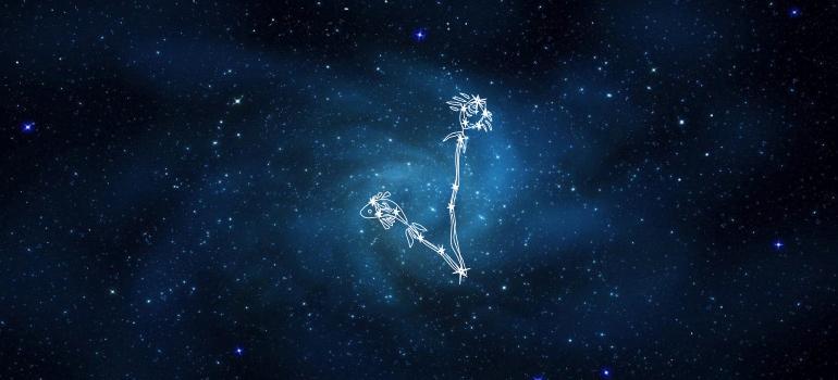 созвездие скорпиона амулет