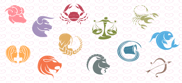 Zodiac Signs Color Characteristics and Love