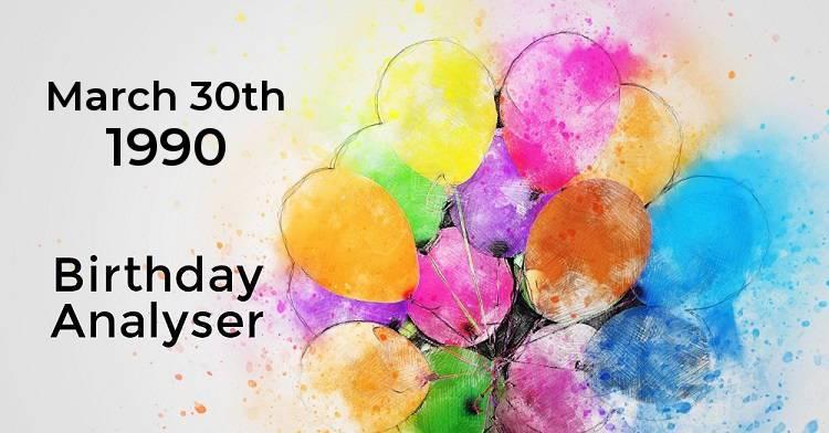 30 march horoscope birthday
