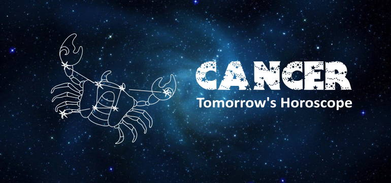 cancer health horoscope tomorrow